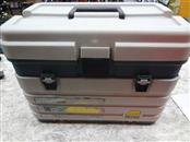 PLANO FISHING 4 DRAWER TACKLE BOX - VERY GOOD CONDITION